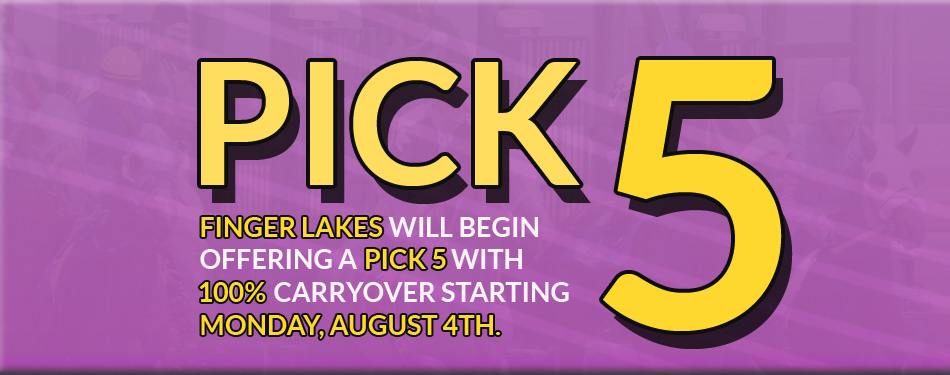 100% Carryover starting August 4th